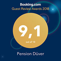 Pension Düver auf Booking.com